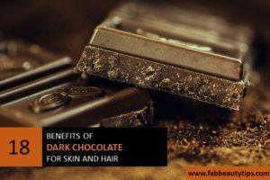 dark chocolate and skin, dark chocolate benefits, dark chocolate benefits for skin, dark chocolate for skin