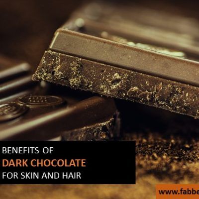 18 Benefits of Dark Chocolate for Skin and Hair