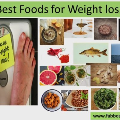 15 Best foods for weight loss