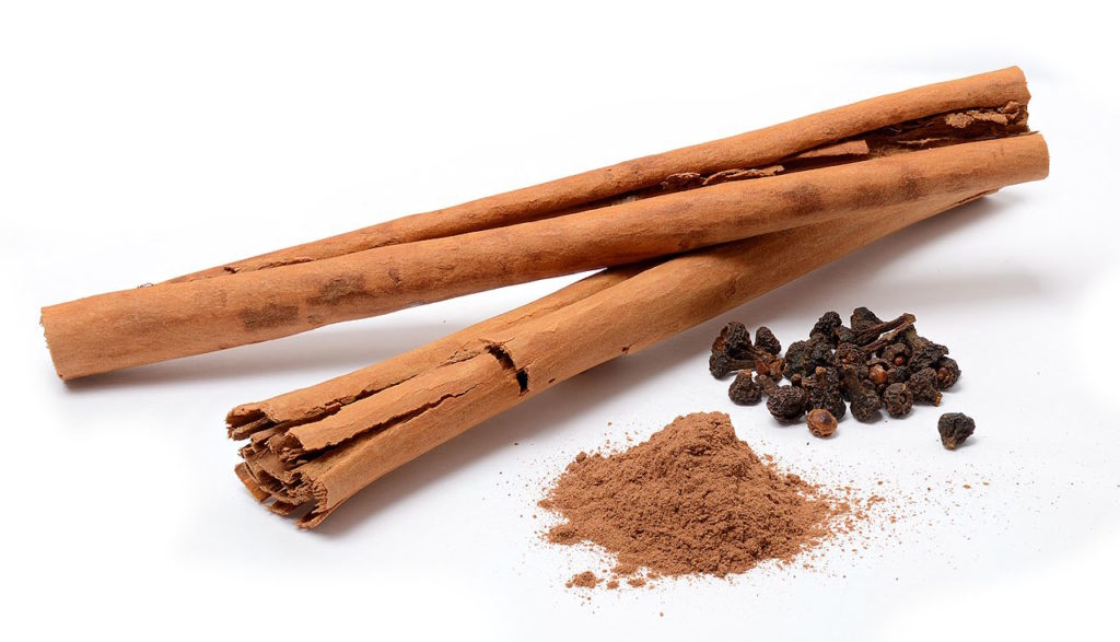 cinnamon, food for health hair