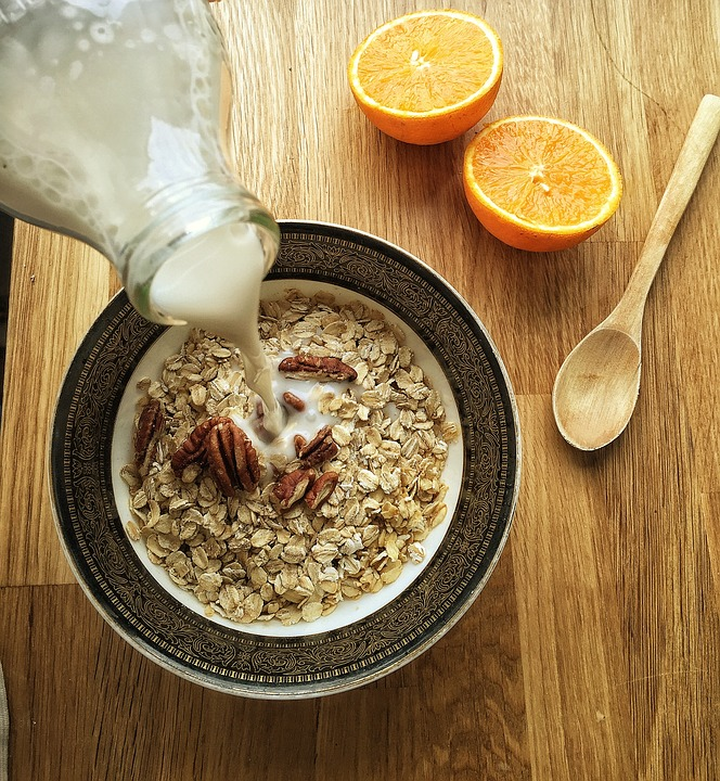 oats, healthy food , food for healthy hair