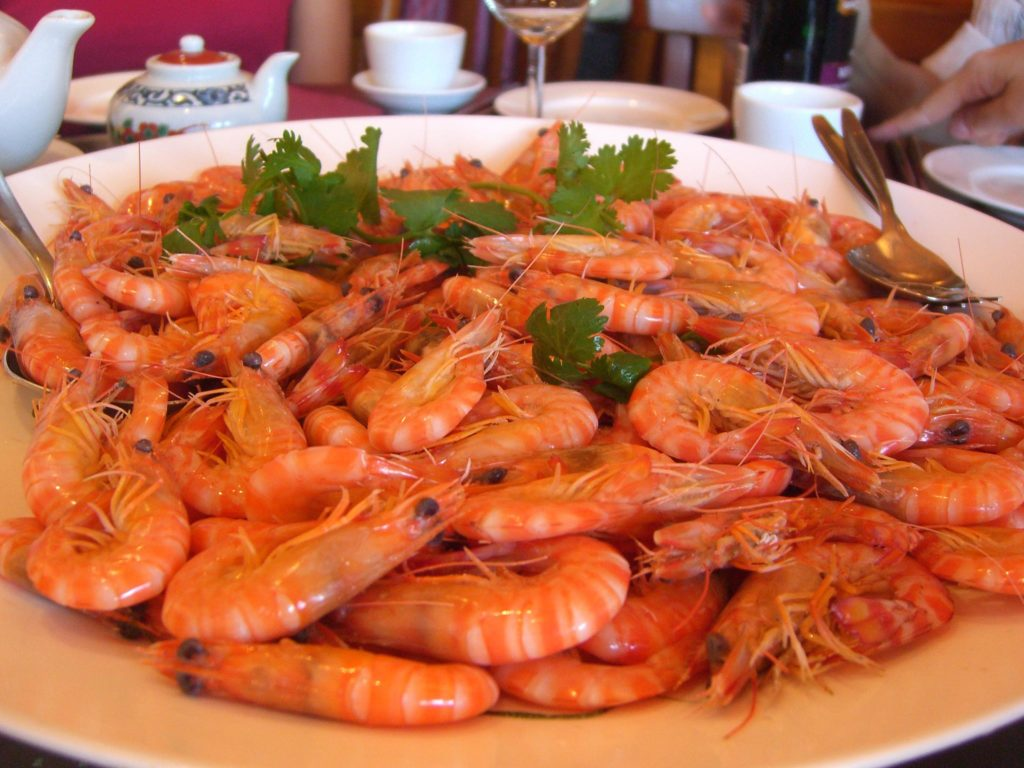shrimp,best food for health hair,food for hair