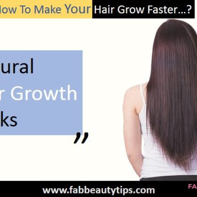 15 Natural Hair Growth Tricks How To Make Your Hair Grow Faster