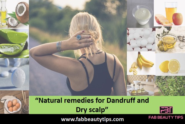 15 Best Natural Remedies for Dandruff and Dry Scalp
