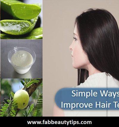 how to improve hair texture, improve hair texture, hair texture, hairs, strong hairs, silky hairs