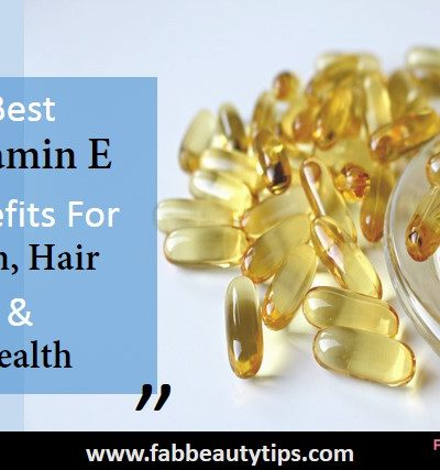 vitamin e, benefits of vitamin e