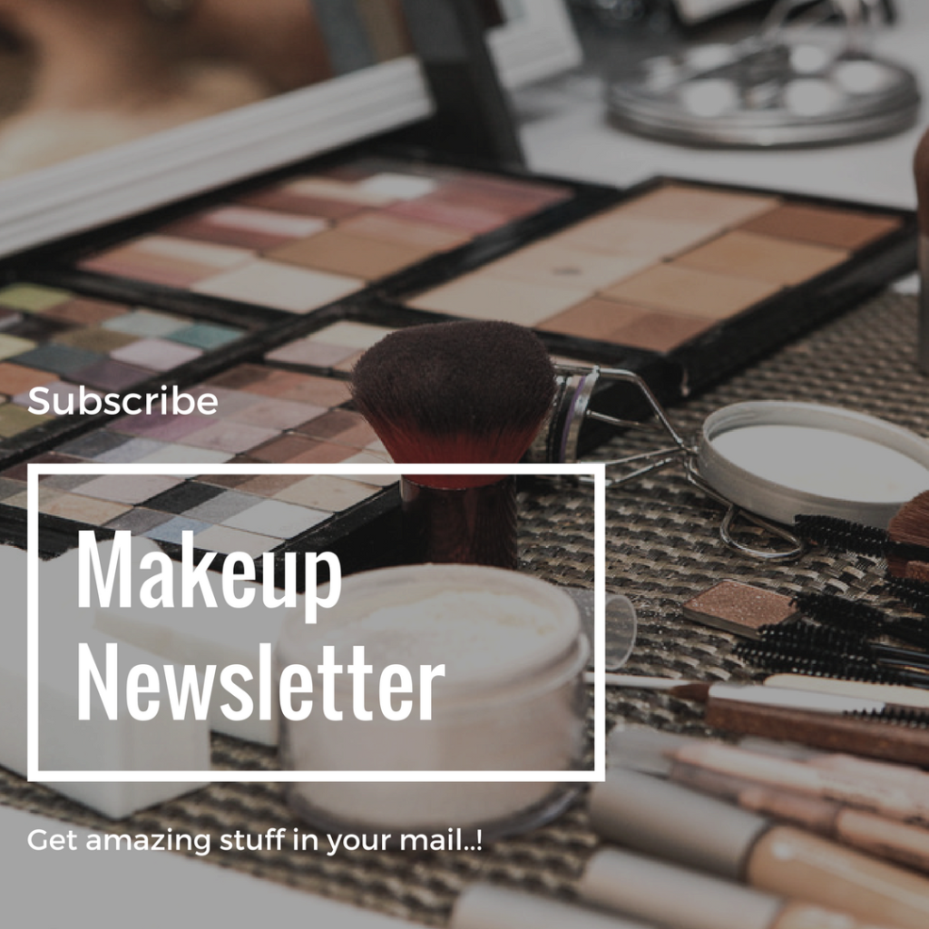 makeup newsletter, makeup product newsletter, makeup tips newsletter