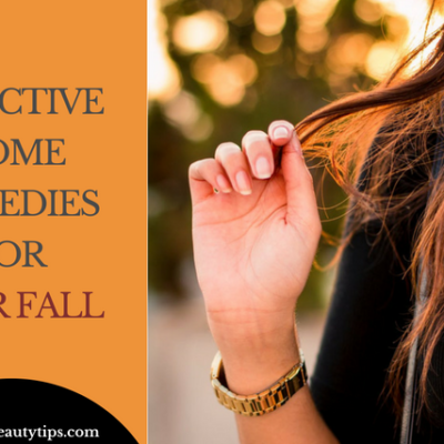 21 Effective Home Remedies for Hair Fall