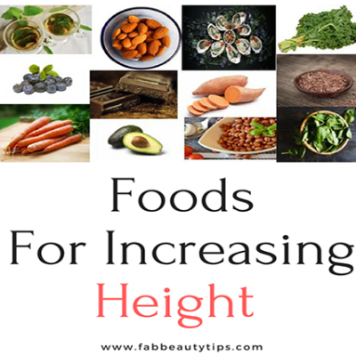 10 Amazing height Increasing food