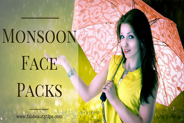 face pack, face pack for rainy season, homemade face pack for monsoon, homemade face pack for rainy season, monsoon face packs