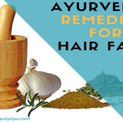 15 Ayurvedic Remedies for Hair Fall and Hair Regrowth