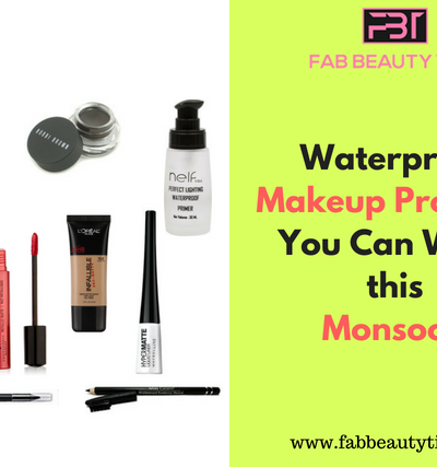 best waterproof makeup; waterproof makeup; waterproof makeup products