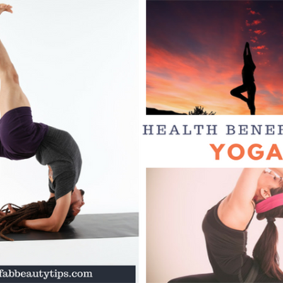 20 Health Benefits Of Yoga