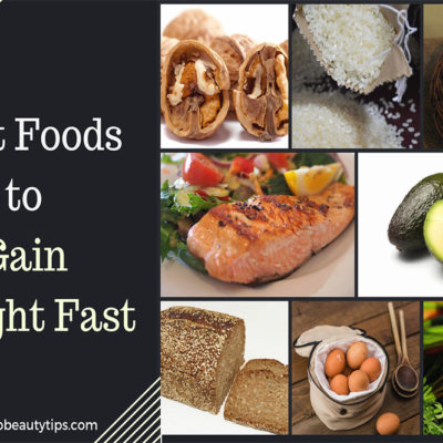 The 15 Best Foods to Gain Weight Fast