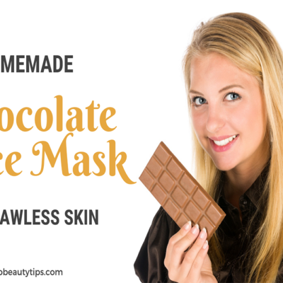 18 Amazing Homemade Chocolate face mask for Flawless skin