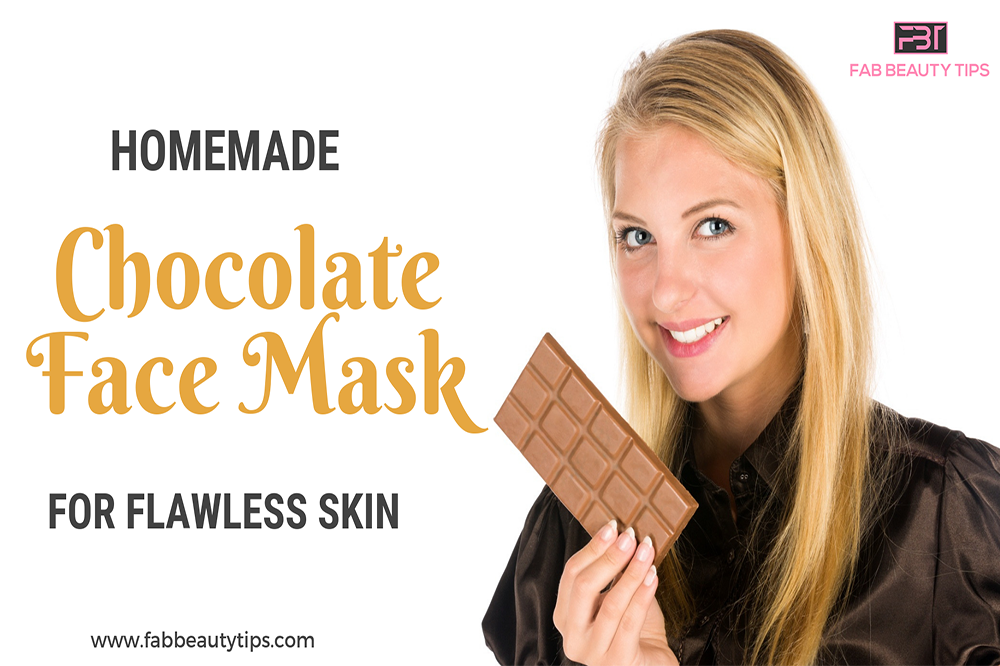 chocolate face mask, chocolate face pack, homemade chocolate face mask