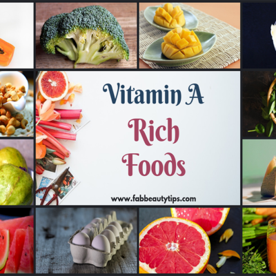 Top 25 Vitamin A Rich Foods