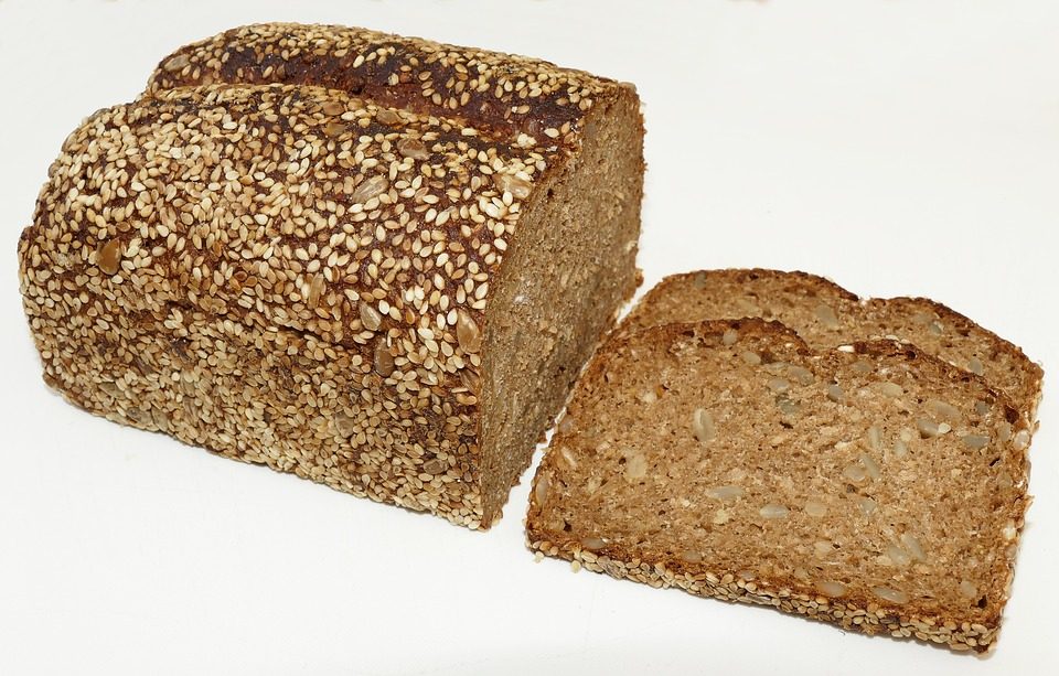 Whole Grain bread to gain weight, Whole Grain bread for weight gain, best foods to gain weight, foods to gain weight, healthy foods to gain weight fast, weight gain foods