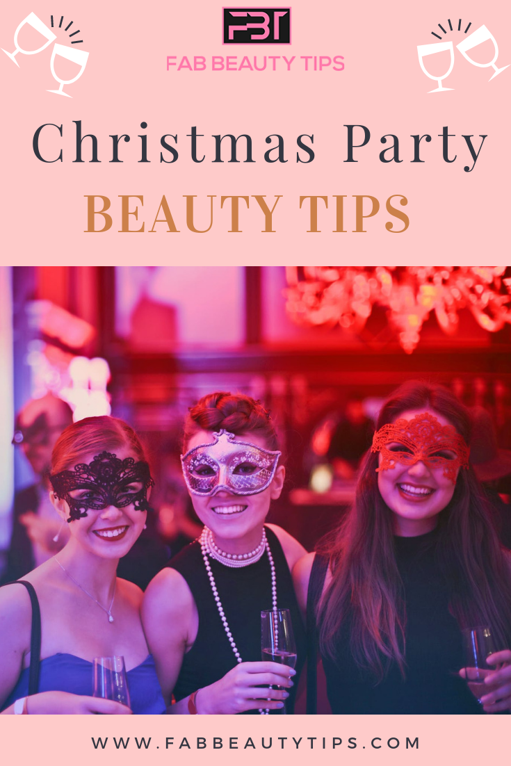 beauty tips for Christmas, beauty tips for Christmas, Christmas party beauty tips