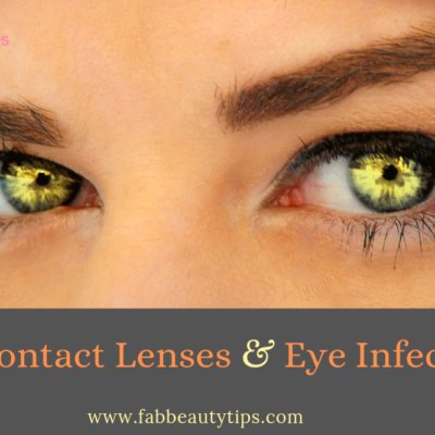 Contact Lenses and Eye Infection