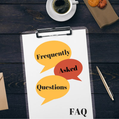 Frequently Asked Questions in beauty, Frequently Asked Questions