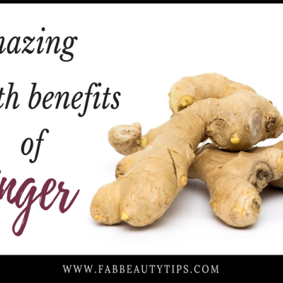 20 Amazing Health Benefits of Ginger