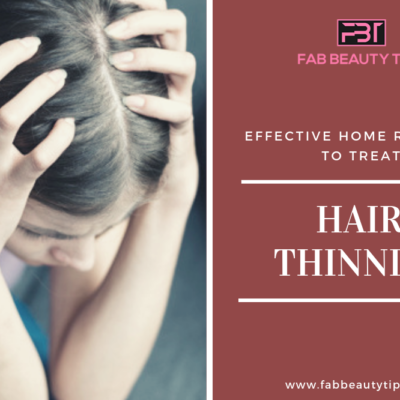 15 Effective Home Remedies to Treat Hair Thinning
