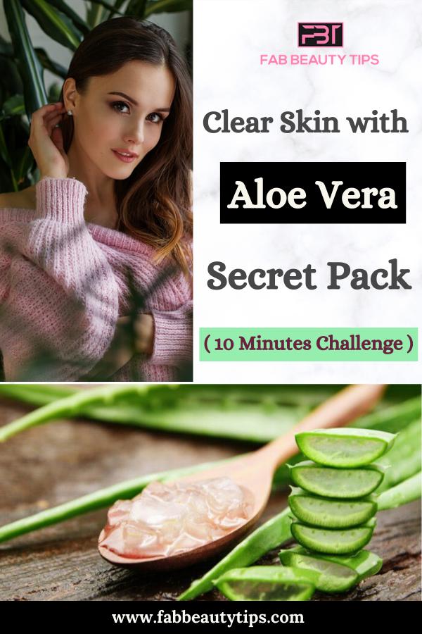 aloe vera face mask for glowing skin, aloe vera face pack at home, aloe vera for clear skin, aloe vera gel face pack