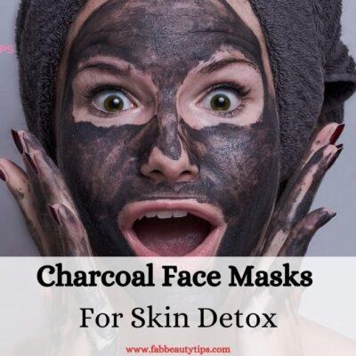 18 Best Charcoal Face Masks For Skin Detox