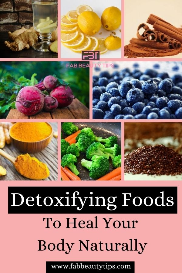 detoxifying foods, Detoxifying Foods to Heal Your Body, Detoxifying Foods to Heal Your Body Naturally