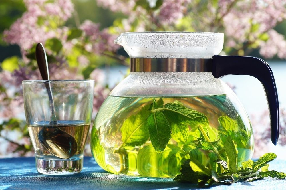 Green tea for detoxification, how to use Green tea for detoxification, Green tea detoxifying food