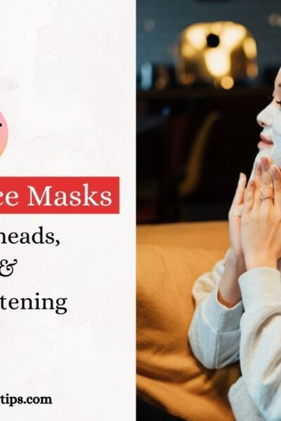 20 DIY Peel Off Face Masks For Blackheads, Acne And Skin Brightening