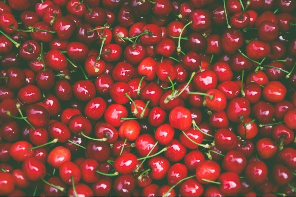 Food To Increase Breast Size - Cherry
