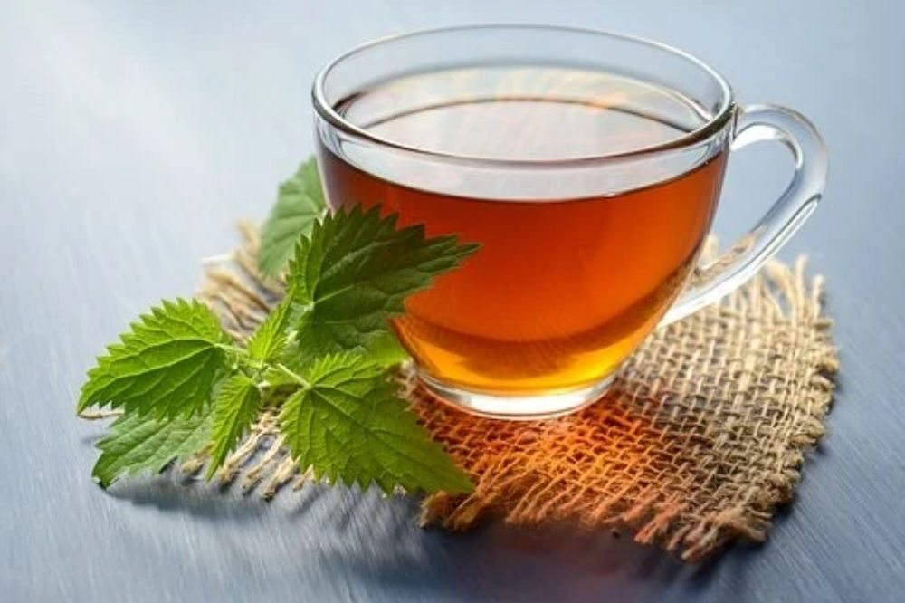 Food To Increase Breast Size - Herbal Tea