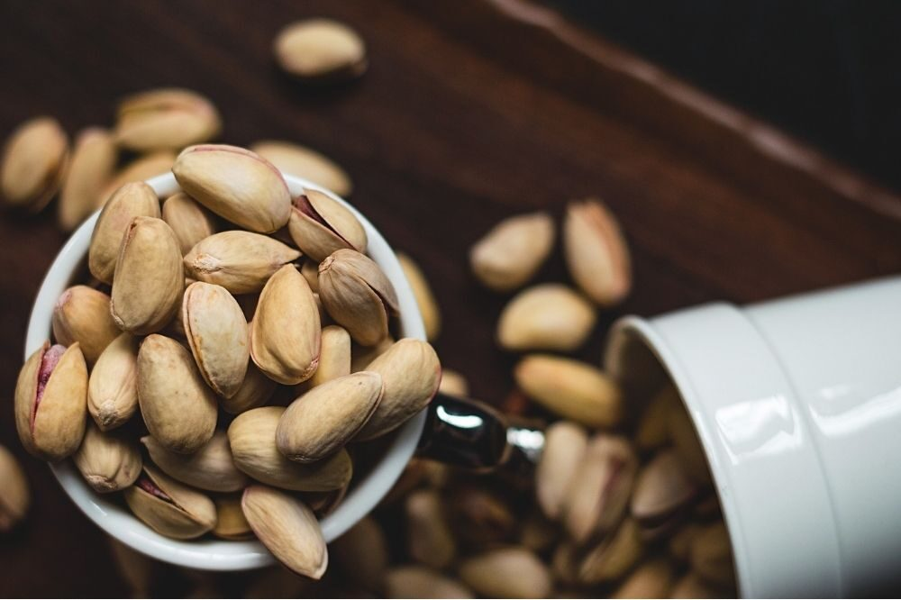 Food To Increase Breast Size - Pistachios