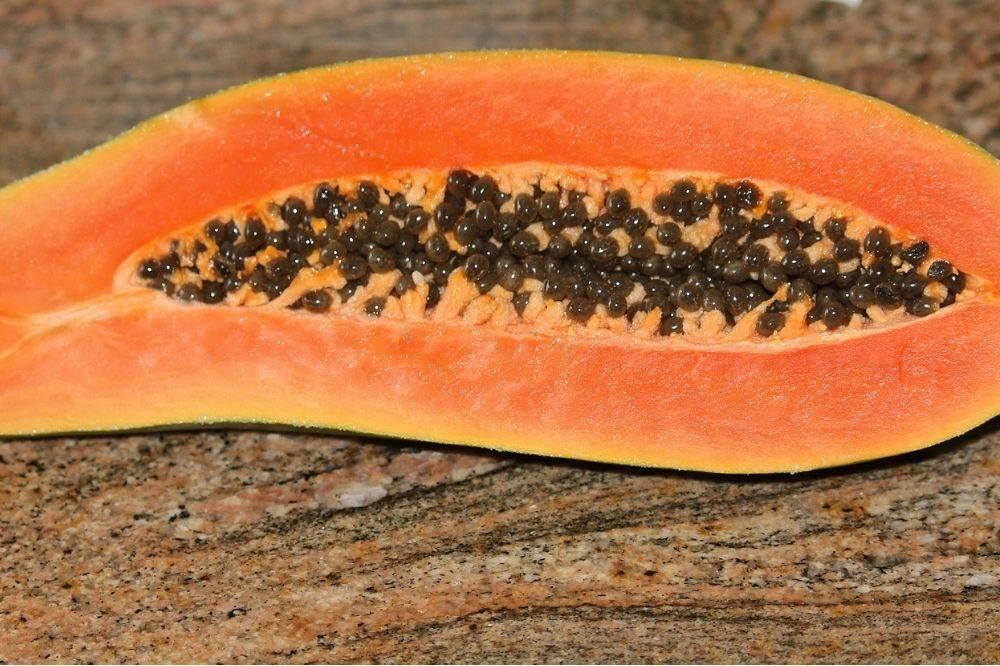 Papaya And Honey Face Pack
